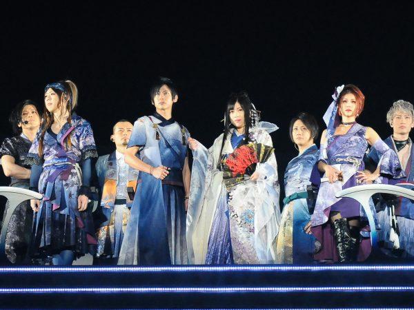 和楽器バンド『大新年会2019さいたまスーパーアリーナ2days~竜宮ノ扉~』
