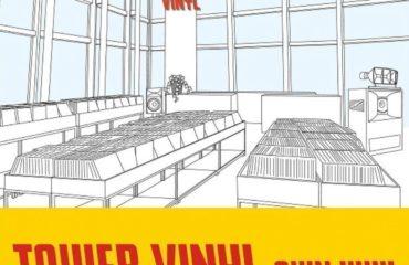 タワレコ初のレコード専門店「タワーヴァイナルシンジュク」