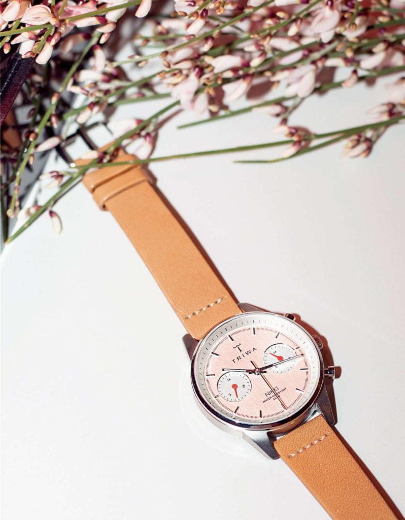スウェーデン発「トリワ」の新作腕時計