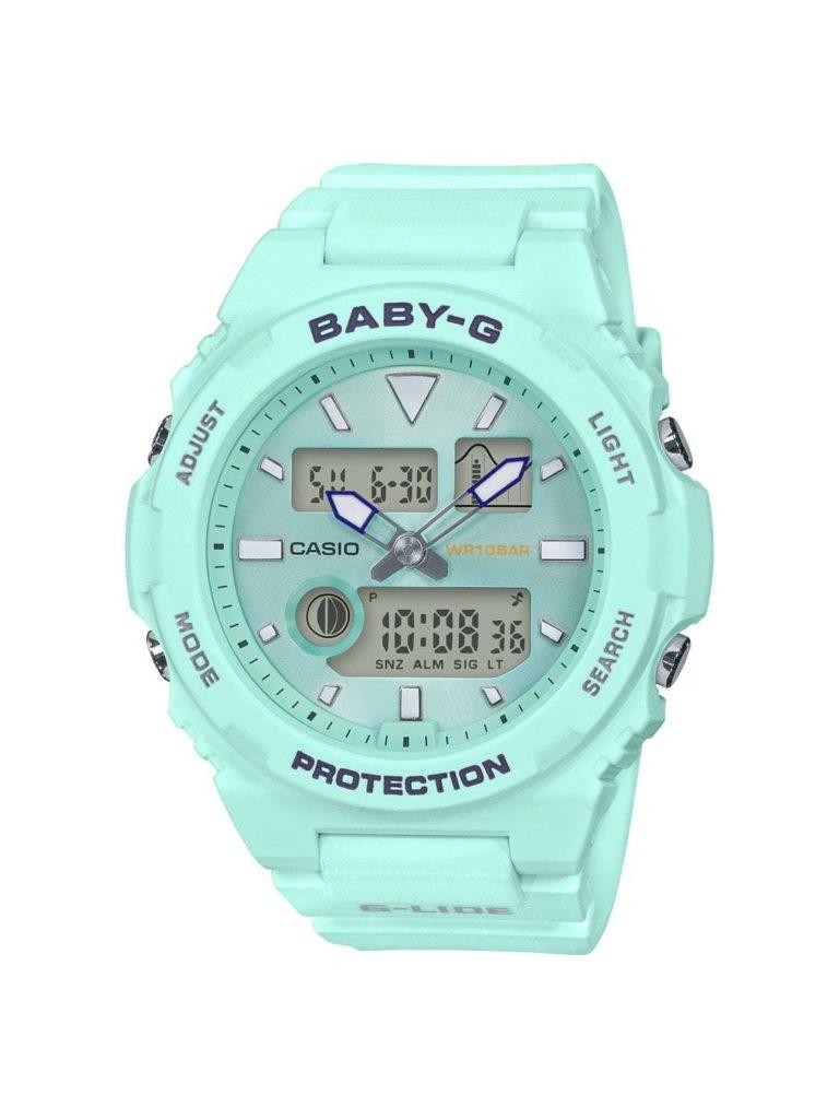 BABY-Gからミントグリーンな新作「BAX-100」
