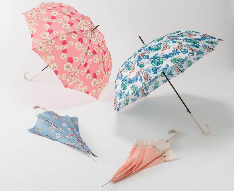 ポール & ジョー アクセソワから、2019年春夏の新作傘&パラソル