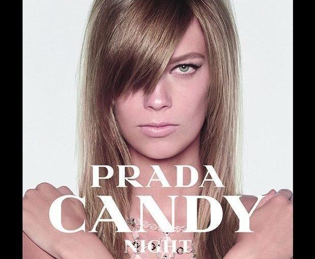 """""""夕暮れの都市""""をイメージしたフレグランス「プラダ キャンディ ナイト」"""