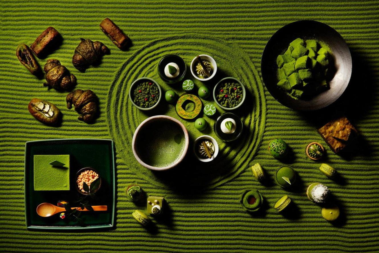 ANAインターコンチネンタルホテル東京で、抹茶スイーツブッフェ「抹茶コレクション」