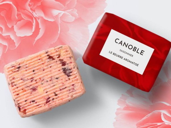 食べるバター専門店「カノーブル」フランボワーズチョコ&ミックスベリー
