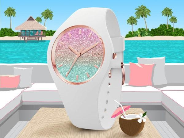 アイスウォッチの新作腕時計「アイス ロー」