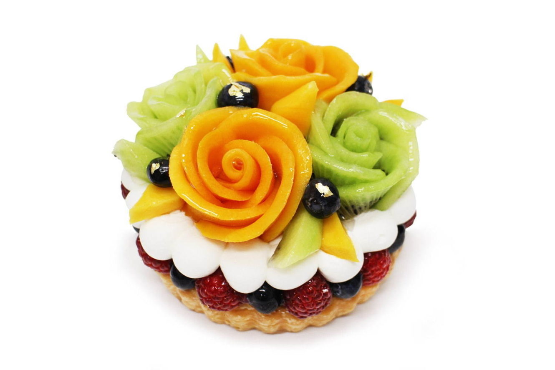 カフェコムサの父の日限定ケーキ