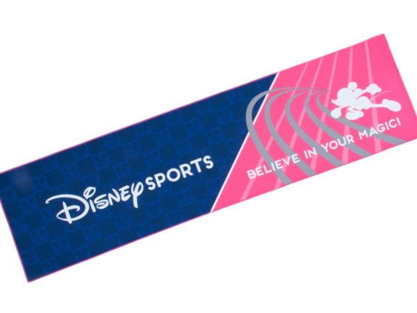 東京ディズリゾート限定のスポーツアイテム「ディズニー スポーツ」