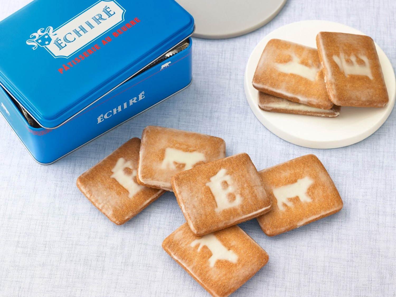 仏発酵バター・エシレ100%使用の新作焼き菓子「サブレ グラッセ」