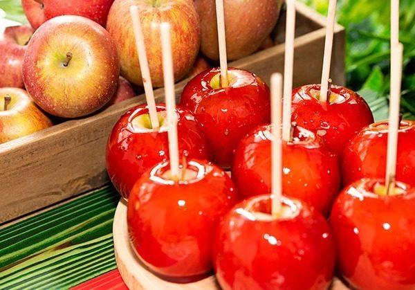 イタリアンシェフのりんご飴専門店「キャンディ アップル」