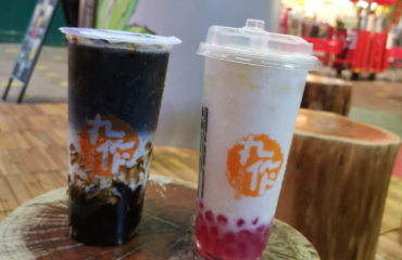 台湾発タピオカ専門店「丸作食茶」