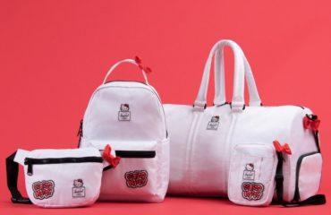 ハローキティ×ハーシェル サプライ、ハローキティ45周年を記念したコラボレーションバッグ