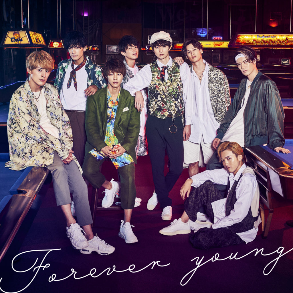 SOLIDEMO『Forever young』