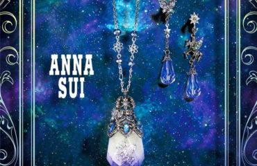 """アナ スイから、光を受けて""""ユニコーン""""が浮かび上がる限定ネックレス"""