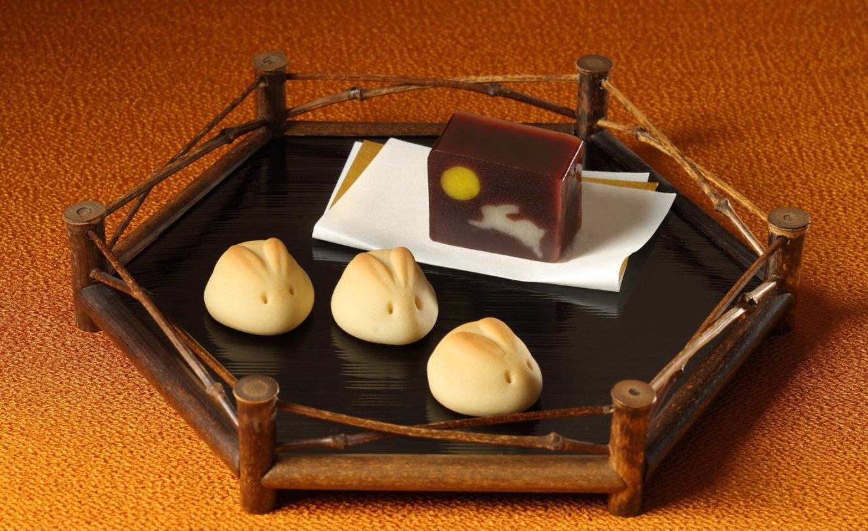 """「宗家 源 吉兆庵」から、""""うさぎ""""モチーフの和菓子"""