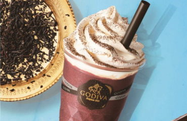 ゴディバから、新作ショコリキサー「ダークチョコレート ウバティー」