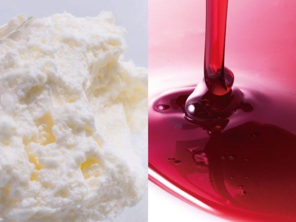 """銀のぶどうの人気スイーツ「チーズケーキ かご盛り 白らら」から、季節限定の""""巨峰"""""""