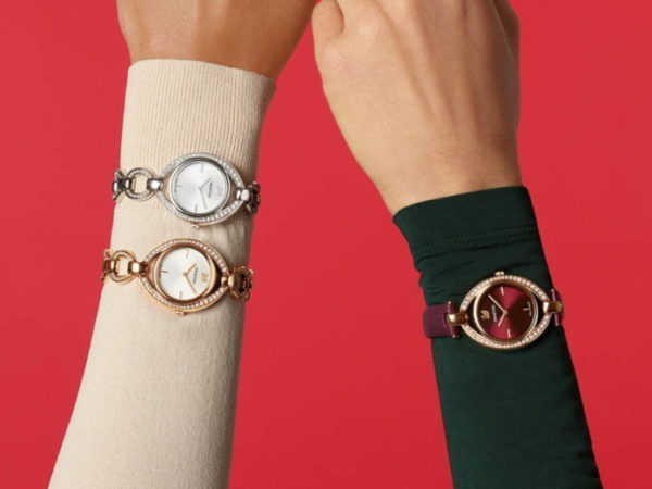 """スワロフスキー・ウォッチから、""""北極の星空""""から着想した腕時計"""