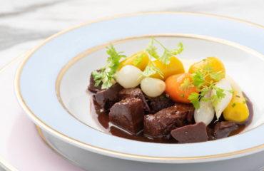 ラデュレから、多彩な食材を使用したカラフルなビーガン料理「スーパーヘルシー」コレクション