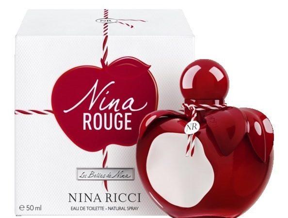 ニナ リッチから、新作フレグランス「ニナ ルージュ オーデトワレ」