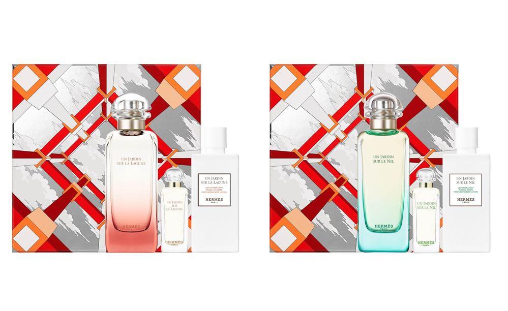 エルメスから、クリスマスの香水ギフトセット「フェット アン エルメス ギフトセット2019」