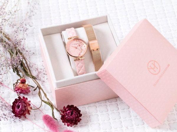 ヴィクトリア・ハイド ロンドンの新作腕時計「スノーフレーク・コレクション(Snowflake Collection)」