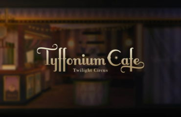 AR×スイーツを楽しめる「ティフォニウム・カフェ」