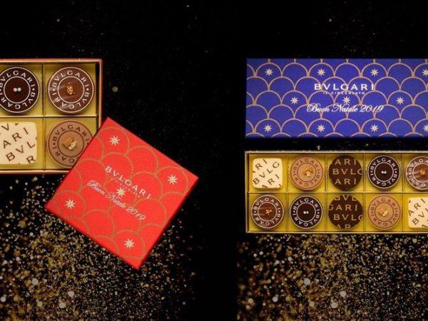 ブルガリ イル・チョコラートから、クリスマス限定「ナターレ・ボックス」