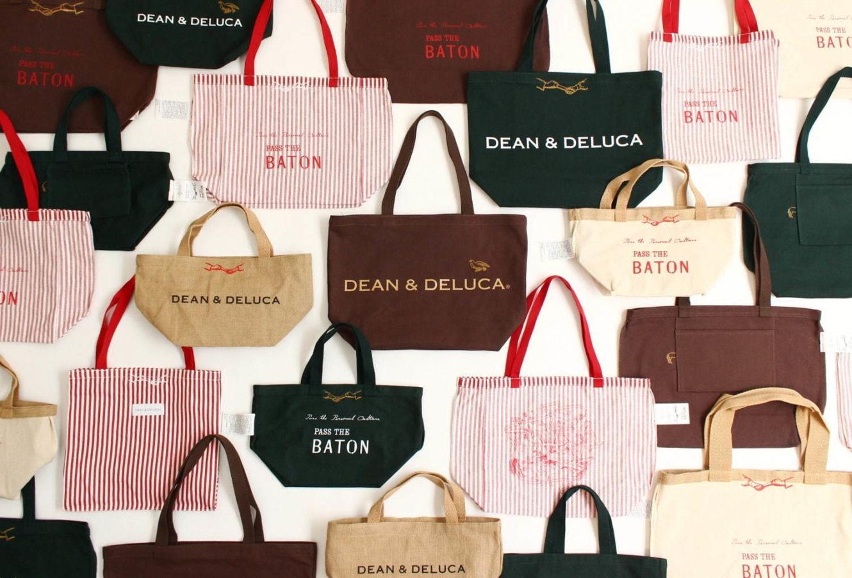 パスザバトンから、ディーン&デルーカのリメイクバッグ「ディーン&デルーカ リメイクトートバッグ」