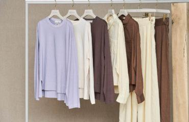 """リリー ブラウンから、""""ハーブティー&コーヒー""""から生まれた新作シャツやワイドパンツ"""