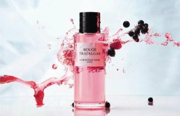 メゾン クリスチャン ディオールから、新香水「ルージュ トラファルガー」