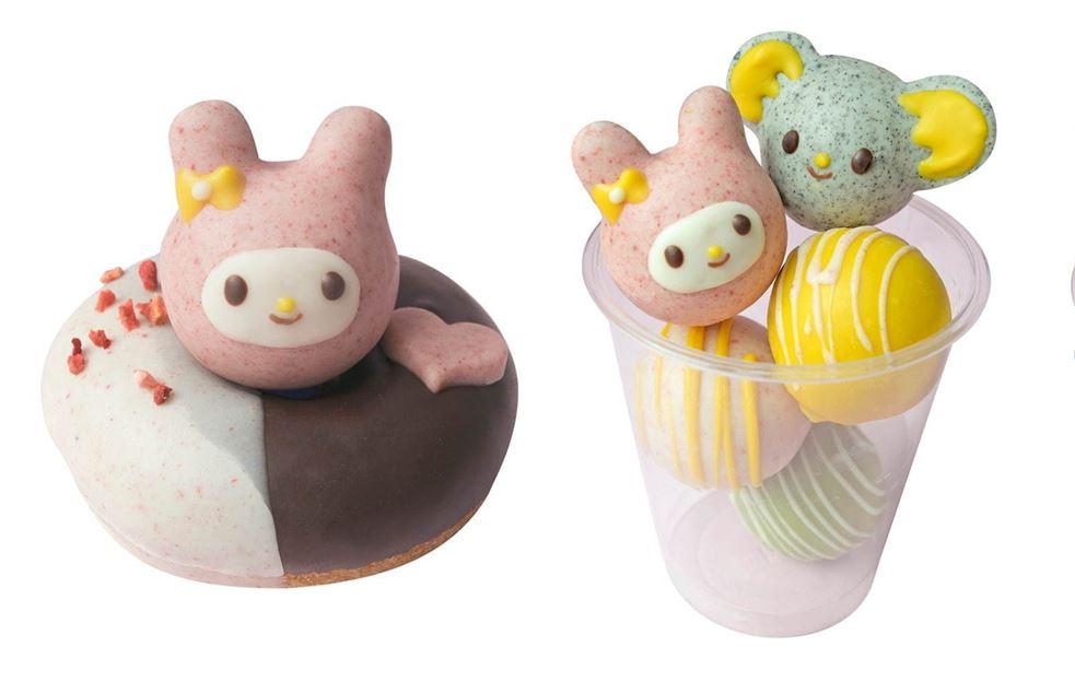 マイメロディ&クロミのバレンタイン限定ドーナツが自然派ドーナツ専門店「フロレスタ」にて発売!