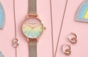 """オリビア・バートンから、""""60年代""""着想の新作腕時計"""