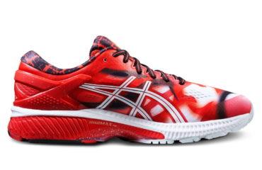 アシックスから、東京マラソン 2020記念の限定ランニングシューズ