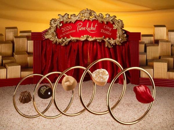 ピエール・ルドンから、バレンタインショコラが期間限定発売