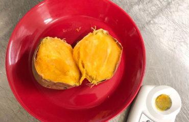 """食べるバターのカノーブルから、""""焼かない""""バターケーキ「安納芋バターケーキ」"""
