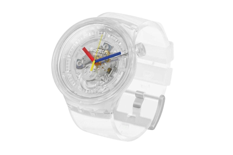 """スウォッチから、""""オールスケルトン""""の新作腕時計"""