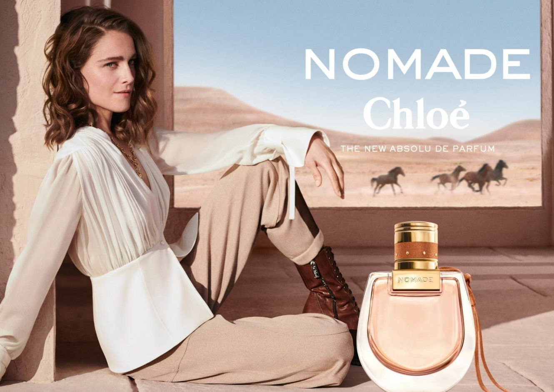 クロエから、「ノマド」シリーズの新香水「クロエ ノマド アブソリュ ドゥ パルファム」