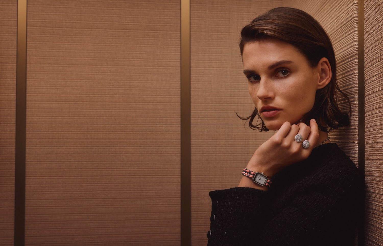 シャネルの腕時計「プルミエール」の限定モデル