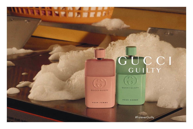 グッチから、カップルで楽しめる新作香水「ギルティ ラブ エディション」