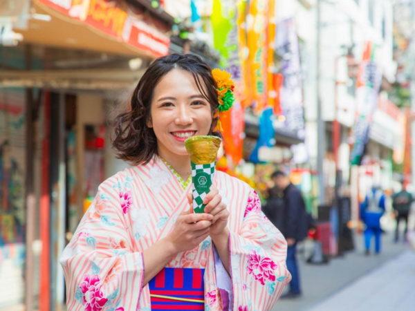 日本茶クレープ専門店「OCHABA(オチャバ)」