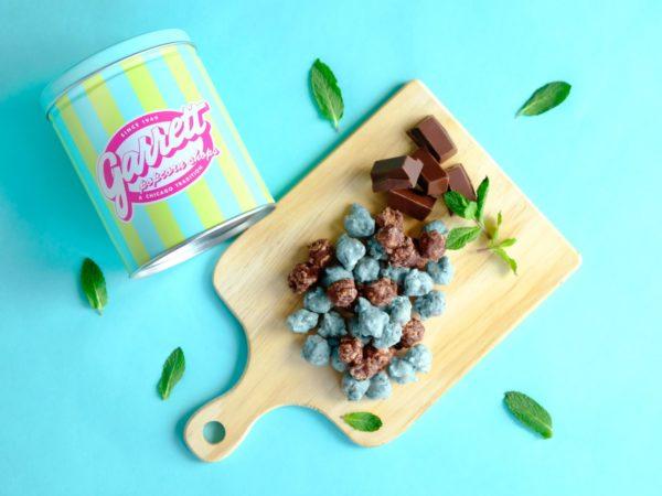 ギャレット ポップコーン ショップス®から、初 のミント系レシピ『チョコミント』