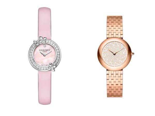 """ショーメの新作腕時計、日本だけの""""サクラカラー""""が数量限定"""