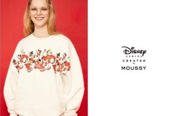 マウジーの「ディズニー シリーズ クリエイテッド バイ マウジー」から、初夏の新作