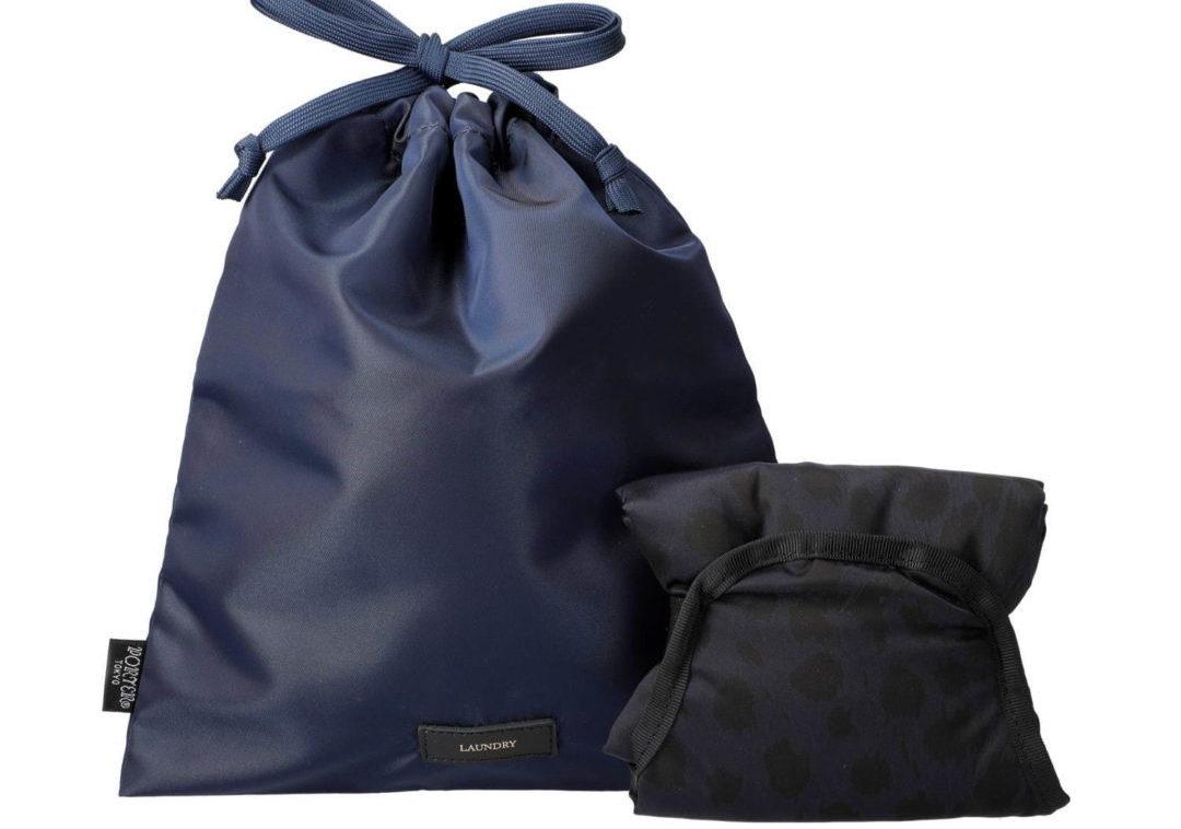 シー ニューヨーク × ポーターがコラボ!ボーダー柄のPVCトート&カラフルなナイロンウエストバッグ