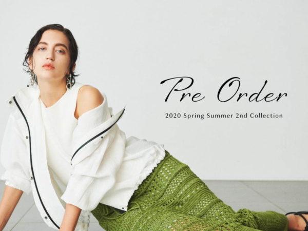 ミラ オーウェンから、2020年春夏コレクションの新作
