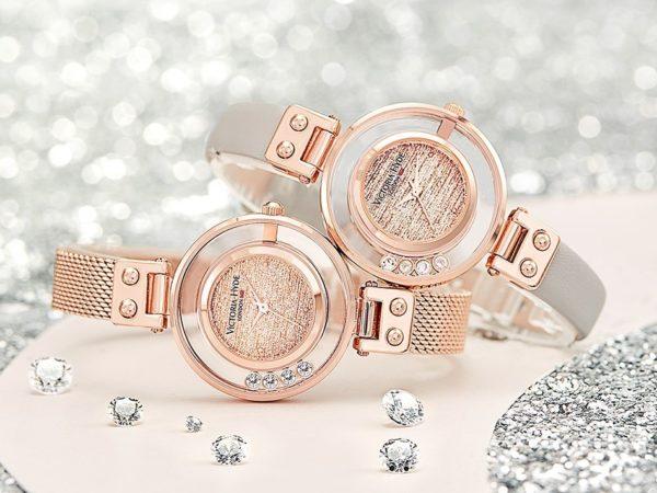 ヴィクトリア・ハイド ロンドンから、新作腕時計「スパークルスター」