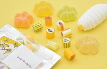 """パパブブレから、「世界蜂の日」限定の""""蜂の子""""マシュマロやミツバチキャンディ"""