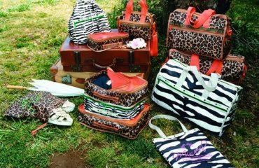 レスポートサック×ミュベールがコラボレーション!サファリの旅モチーフのコレクション