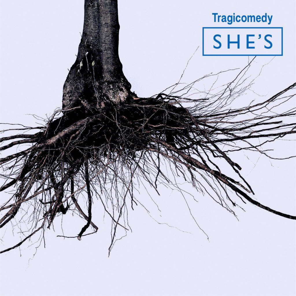 SHE'S『Tragicomedy』