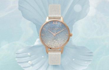 """オリビア・バートンから、""""海の中""""を表現した春夏の新作腕時計"""